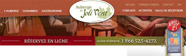 Auberge Du Joli Vent