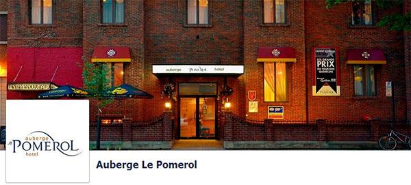 Auberge Le Pomerol