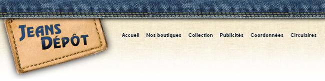 Circulaire Jeans Dépot En Ligne