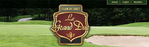 Club De Golf Le Grand Duc