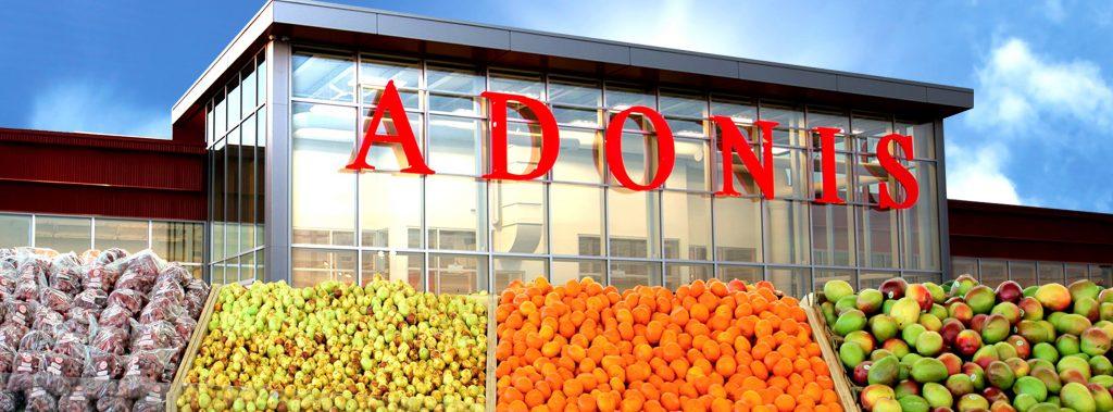 épicerie Marché Adonis