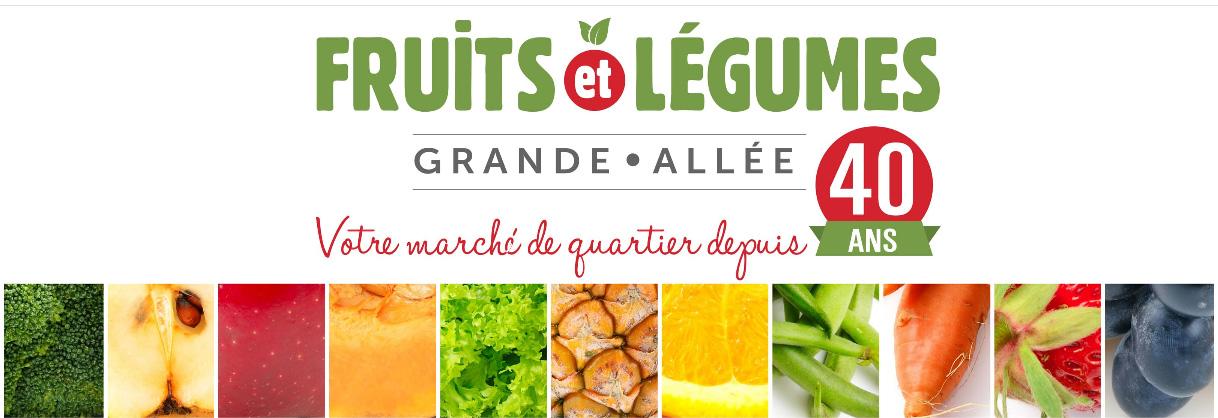 Fruits & Légumes Grande Allée