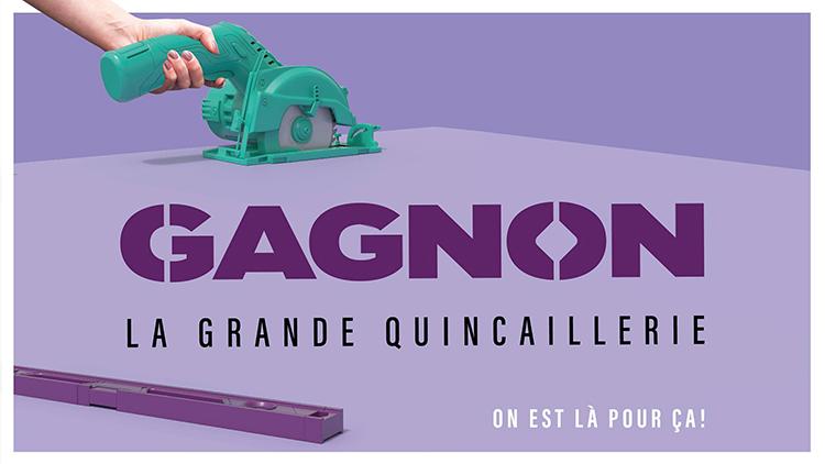Gagnon   La Grande Quincaillerie