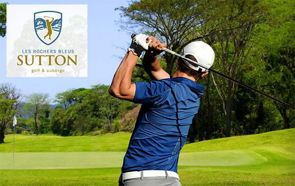 Les Rochers Bleus Sutton Golf & Auberge