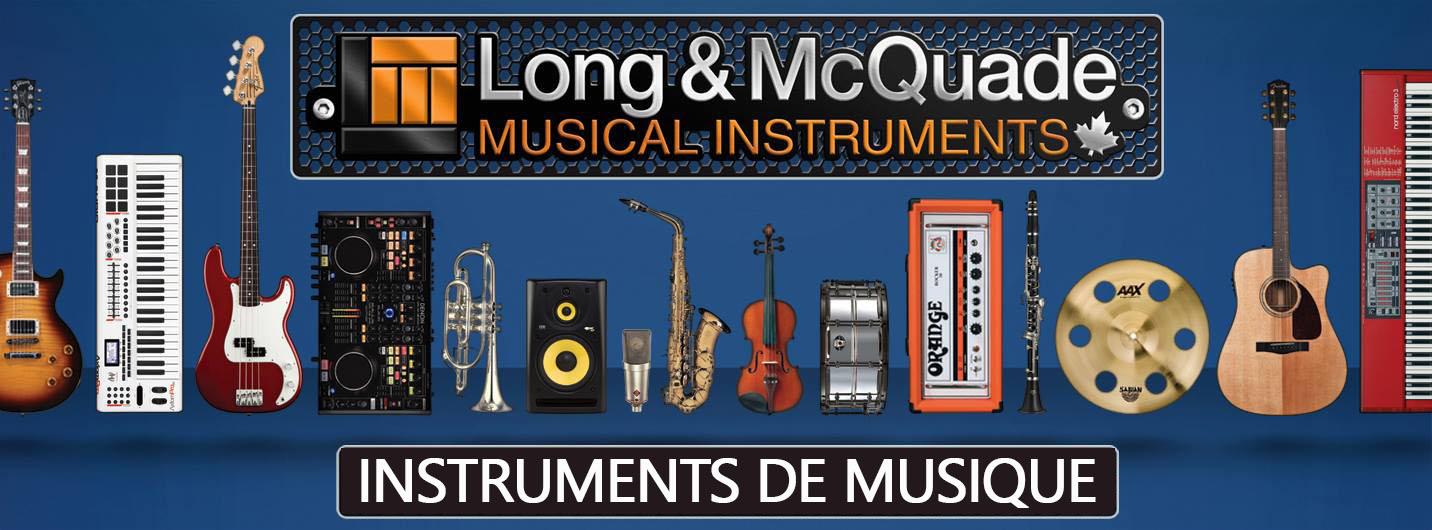Long & Mcquade Instruments De Musique