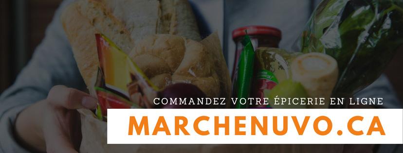 Marché Nuvo épicerie