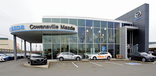 Mazda Cowansville En Ligne